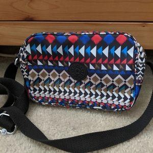 Kipling Adjustable Small Cross-body Bag/Purse